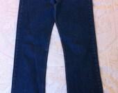 Levi's Orange Tab Boot Cut Jeans