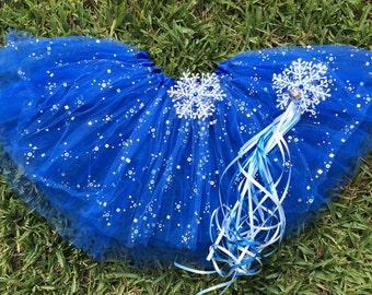 Frozen Tutu, Frozen Costume, Anna Frozen Costume, Elsa Frozen Costume, Frozen Birthday, Frozen Favors, Frozen Party, Fairy Costume