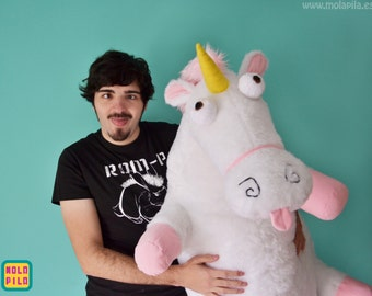 Giant sttufed Unicorn