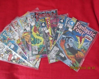FANTASTIC FOUR MARVEL Lot #  361, 362,