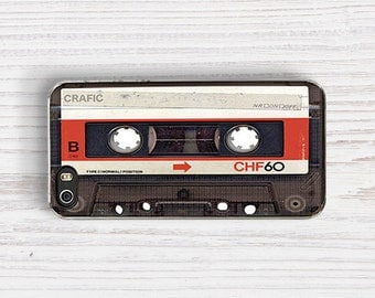 Red Vintage Cassette IPHONE CASE | iPhone 6/6S | iPhone 6/6S Plus | iPhone 5/5S | iPhone 5C | iPhone 4/4S cases