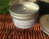 Hand Poured Very Vanilla Soy Wax Candle in 8oz tin
