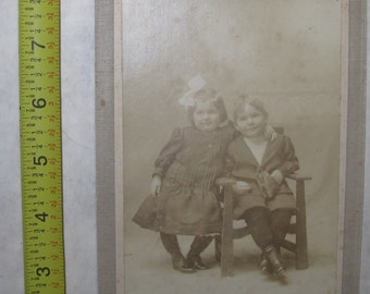 vintage b/w/ black and white photo photograph two girls