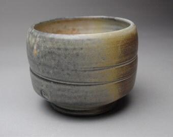 Tea Bowl Wood Fired Matcha Chawan R21