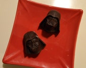 Darth Vader Chocolate Truffles (4pk)
