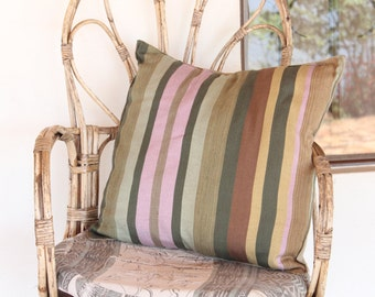 Hand-woven Throw Pillow Cover (large)