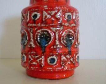 Vintage West German Mid Century Pottery