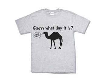 Kids t-shirt / Hump day