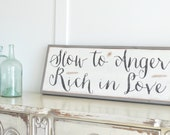 Items Similar To Rich In Love On Etsy