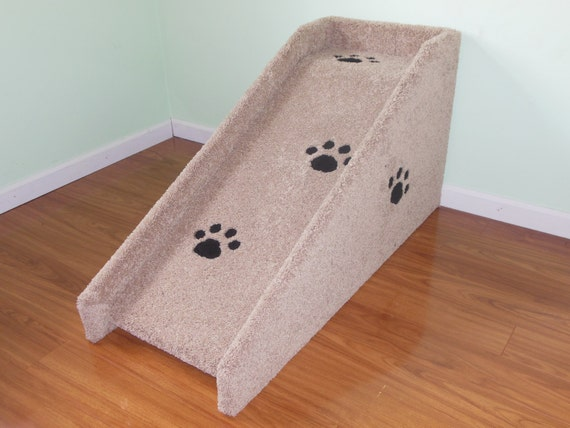 Dog Pet Cat Ramp Designer Dog Ramps All Carpeted With