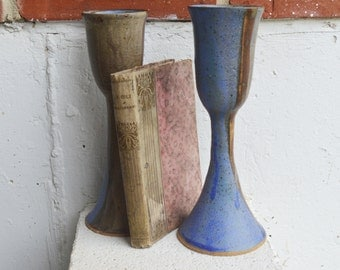 Earthenware Clay Goblets