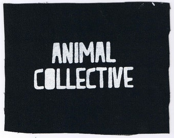 Animal Collective Patch