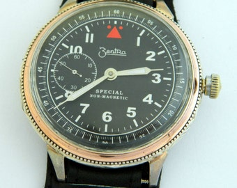 COLLECTION Swiss WATCH Silver ZENTRA #21N