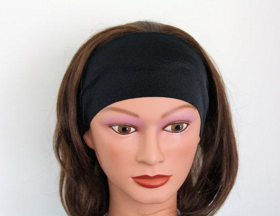 lexercice noir bandeau yoga bandeau pour les cheveux. Black Bedroom Furniture Sets. Home Design Ideas