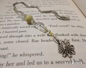Yellow Sunflower Bookmark