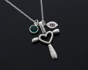 Beautiful key necklace, Amazing gift, good for men and women.