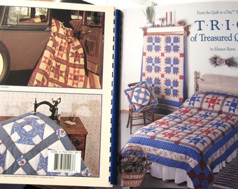 Trio of Treasured Quilts: From the Quilt in a Day Series / Edition 2