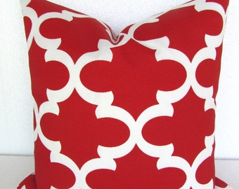 red outdoor pillows red throw pillows red outdoor pillow covers 16 18x18 20 decorative outdoor red