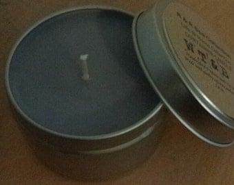 Tin Candle -6 oz