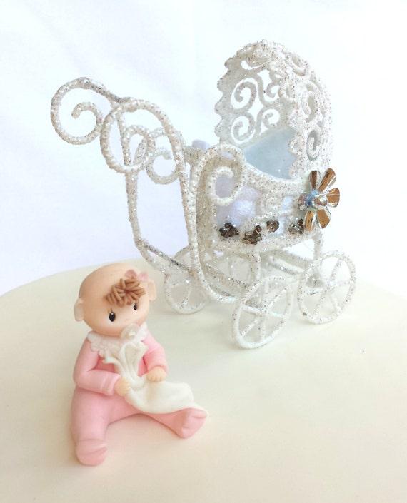 similar to baby shower cake topper baby girl cake topper on etsy