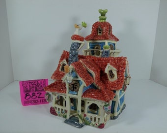"Harriet Goldmine ""Art of Disney"" Mickey Mouse House 20"""