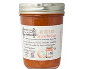 Ships to ALL OTHER STATES - Peach Sriracha Jam