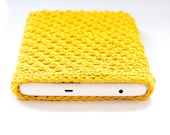CROCHET PATTERN - DIY Ipad case, tablet cover, ipad sleeve, easy crochet pattern, crochet tech gadget, birthday gift idea, men women crochet
