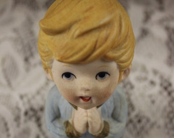 Bedtime Prayers Figurine