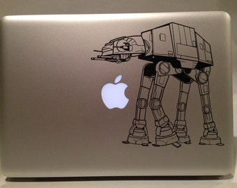 Star Wars AT-AT Imperial Walker Vinyl Sticker/Decal