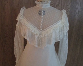 Wedding Dress in Ivory