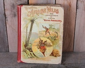 Through African Wilds James McCabe Victorian Era Reference Book