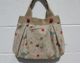Fabric Project bag