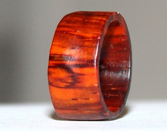 Cocobolo Ring Size 5 1/4