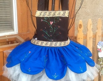ice princess 2child's party Apron