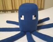 Squid Plush
