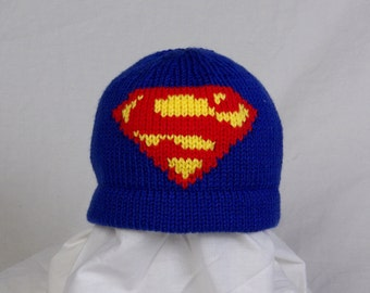 Popular items for superman hat on Etsy