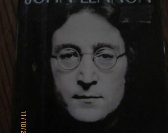The Lives of John Lennon by Albert Goldman 1988 Morrow Publishing