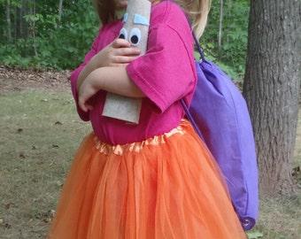 Dora the Explorer Costume Set