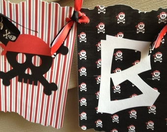 Pirate NAME ONLY Banner