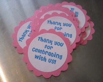 Custom Party Tags (1 dozen)