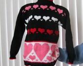 Be My Valentine Sweater