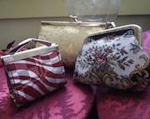 vintage coin purses