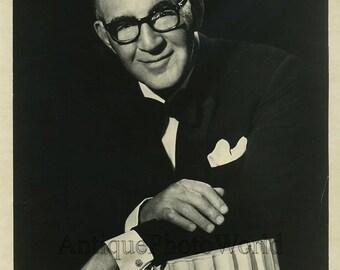 Benny Goodman antique jazz music photo