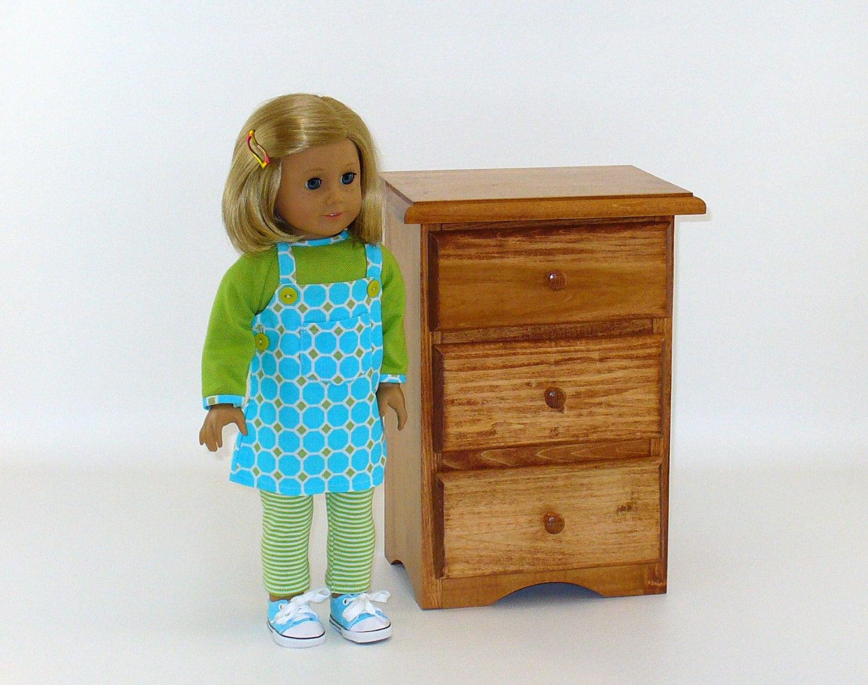 American Girl Doll Furniture Dresser 18 Inch Doll