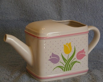 Spring Vase - Watering Can