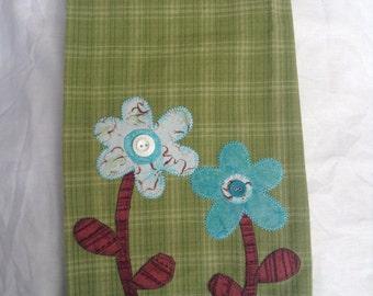 Kitchen Tea Towel - Flowers - Spring/Summer
