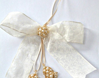 Cantaloupe Rope Tutorial Bracelet Bangle Or By BumblebeadCrafts