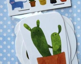Minicard Set -  7 Minicards
