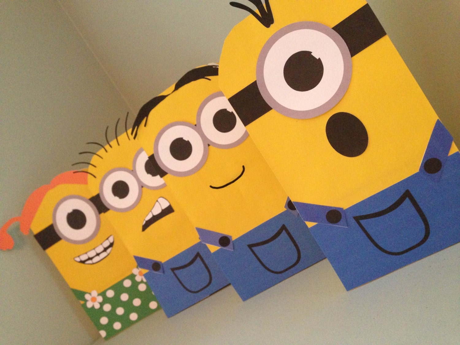 This is a picture of Inventive Minion Template Pdf