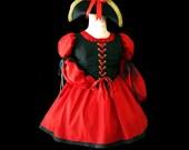 Sexy PIRATE WENCH Plus Size Halloween Costume Adult Womens 1X 2X 3X 4X 5X - 4 pcs New